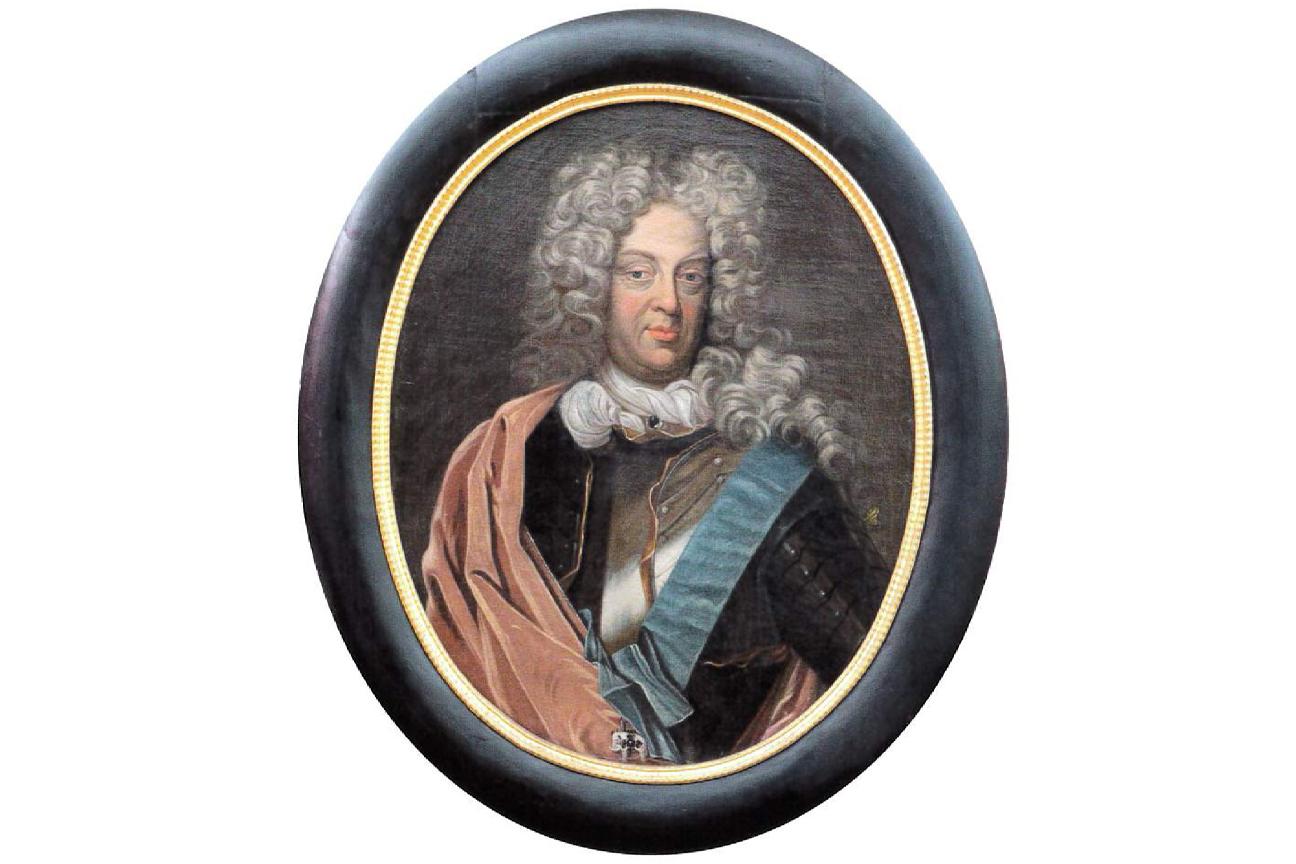Markgraf Christian Ernst von Brandenburg-Bayreuth (Medallion)