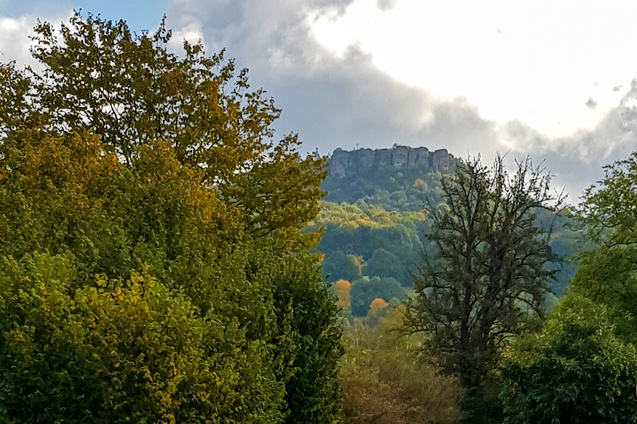 Staffelberg-Bad-Staffelstein-Oberfranken-Oppidum-Menosgada
