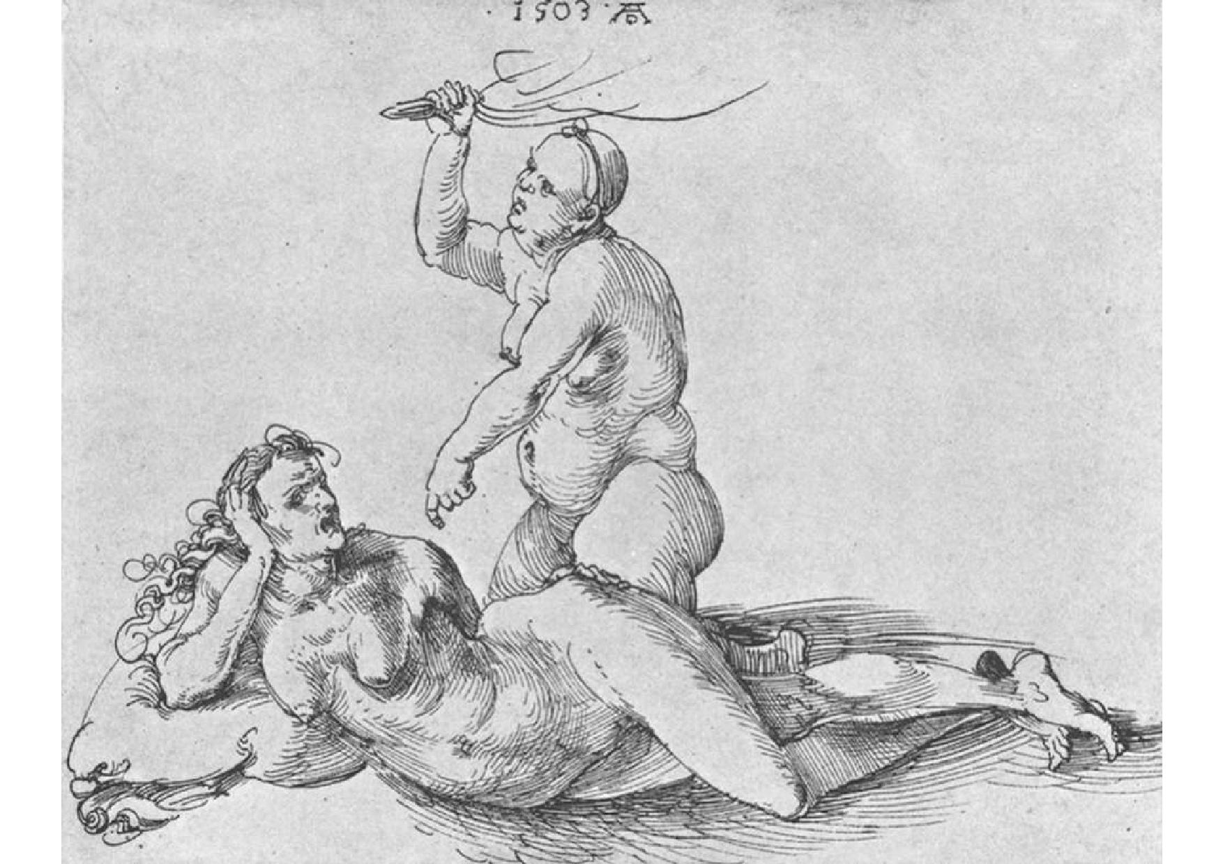 Badeszene-1503-Albrecht-Duerer