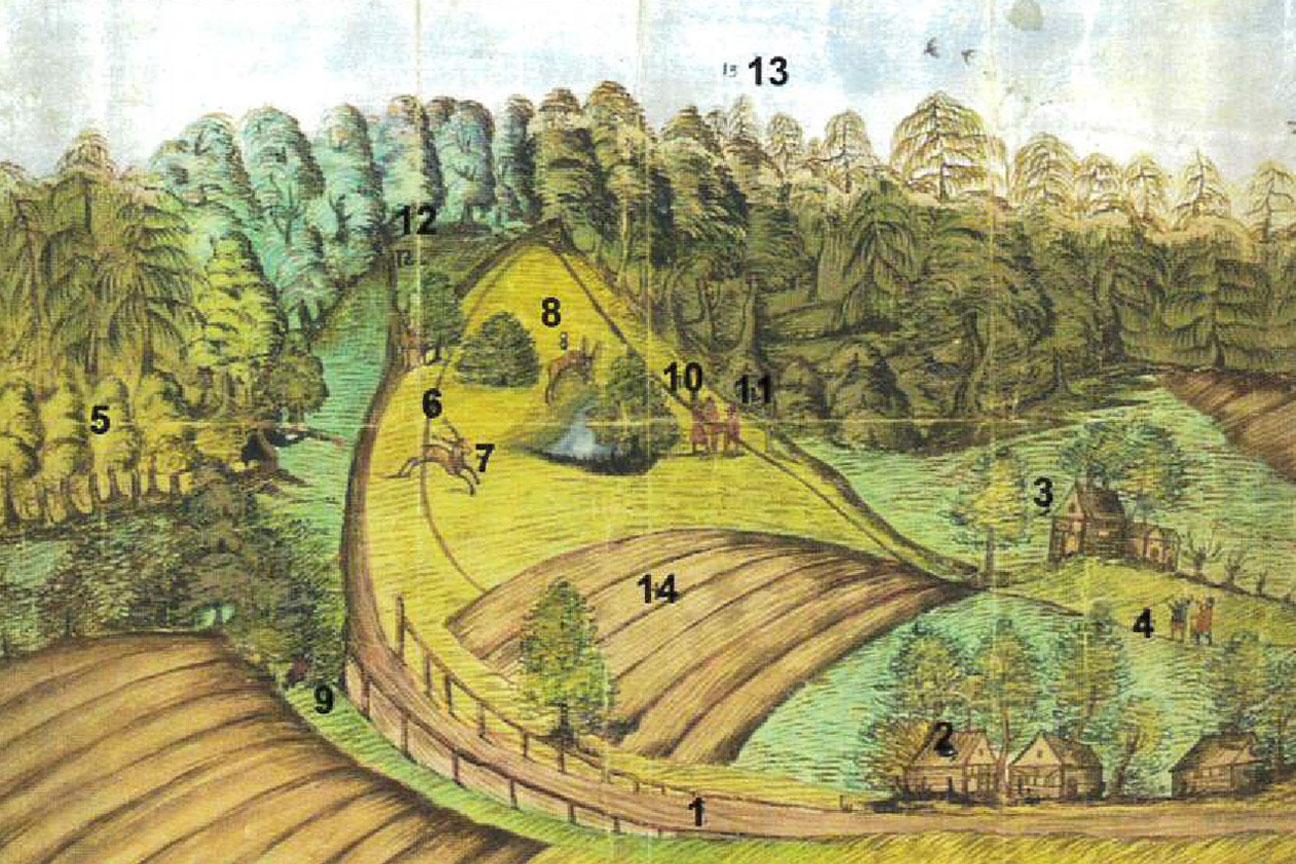 Zeichnung-des-markgraeflichen-Malers-1666